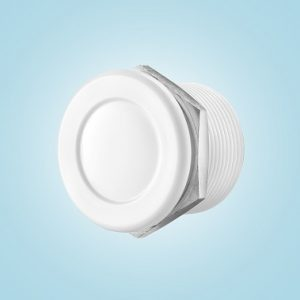 BPS PLASTIC PIEZO BUTTON
